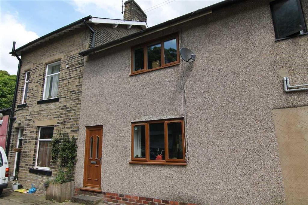 2 Bedrooms Terraced House for sale in Crown Cottages, Victoria Road, Hebden Bridge