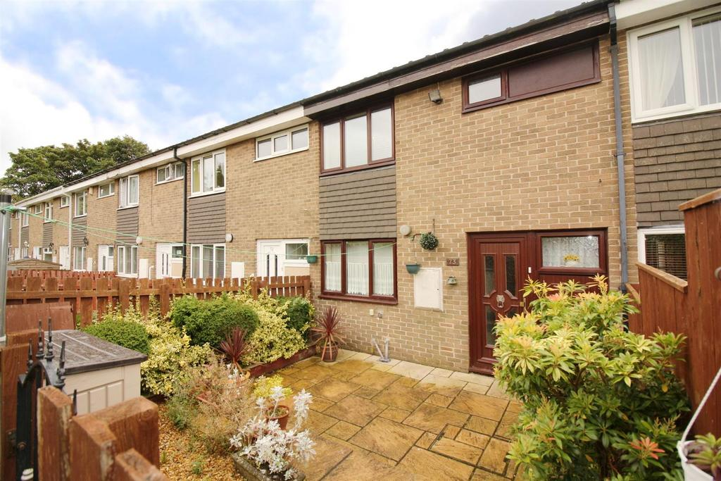 3 Bedrooms Terraced House for sale in Garth Thirtythree, Newcastle Upon Tyne