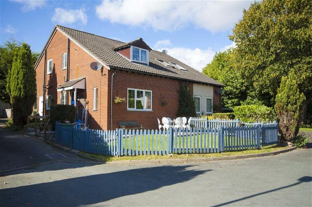 1 Bedroom Terraced House for sale in Falcons Way, Mytton Oak Farm, Shrewsbury, Shropshire
