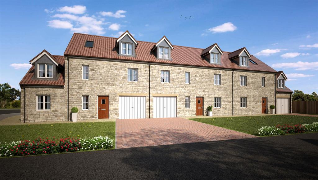 4 Bedrooms House for sale in Plot 1 'Bishops Barn - Corn', Bishops Meadows, Church Warsop