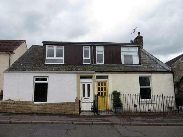 2 Bedrooms Semi-detached Villa House for sale in 53 Woodside Road, Beith, KA15 2BU