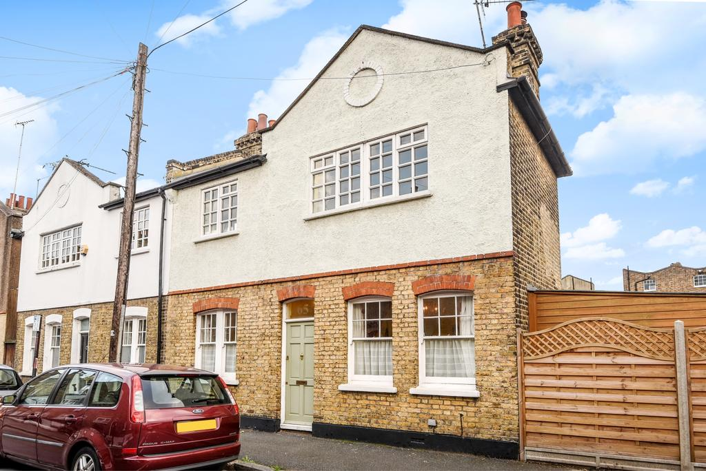 2 Bedrooms Terraced House for sale in Straightsmouth London SE10