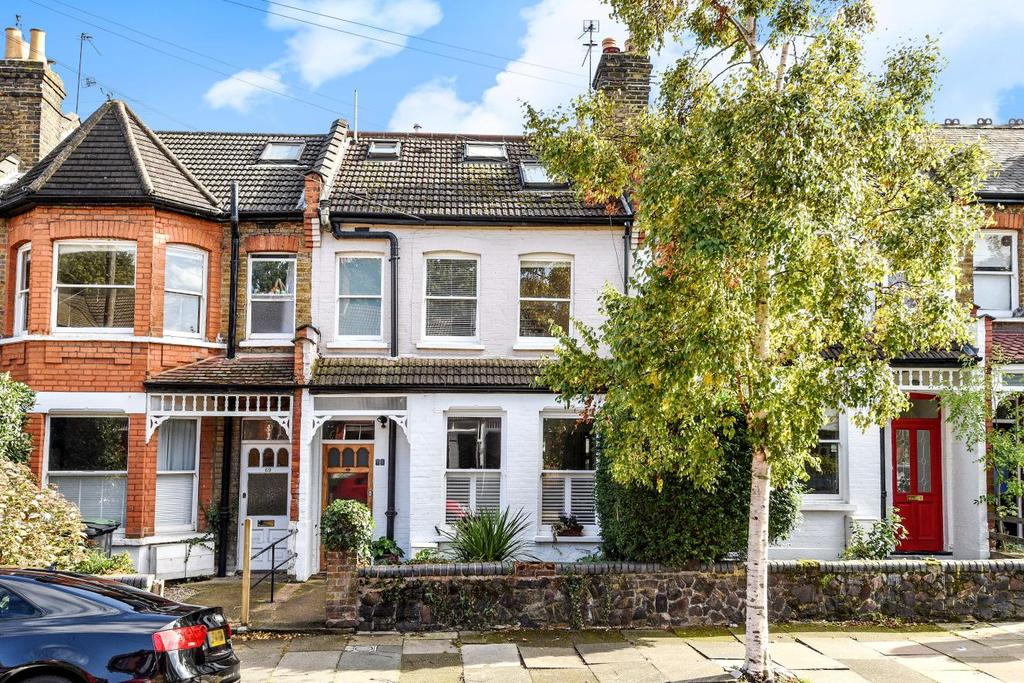 4 Bedrooms Terraced House for sale in North View Road, Crouch End