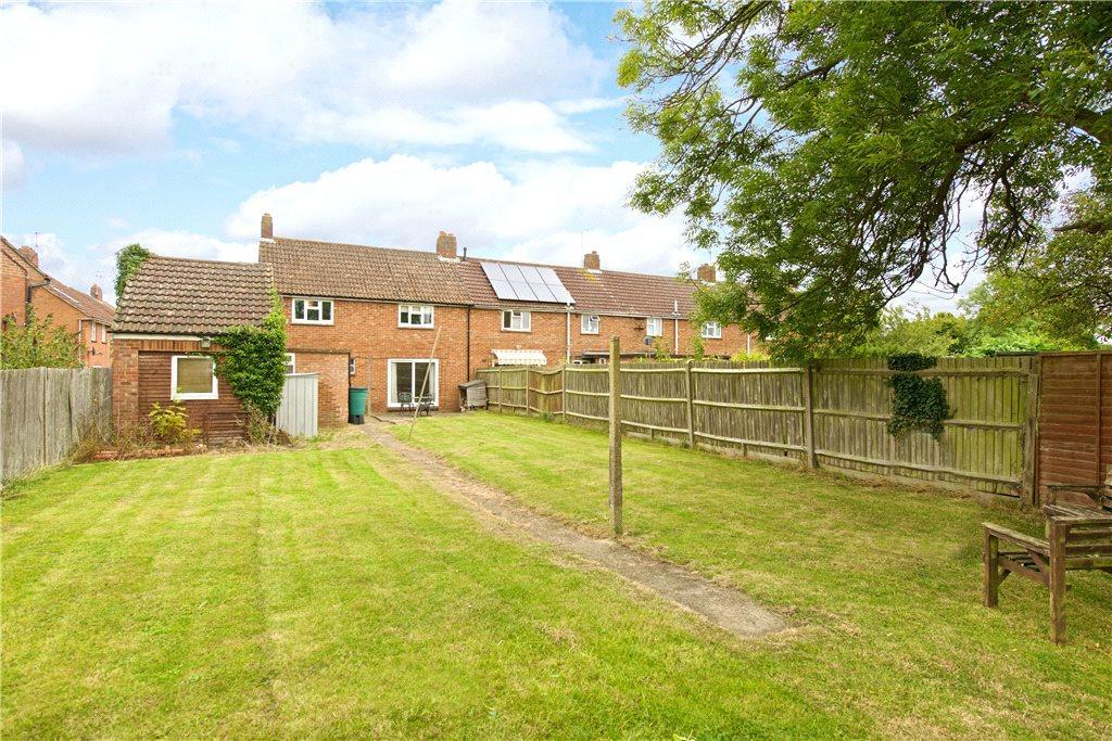 3 Bedrooms Semi Detached House for sale in Bellway, Woburn Sands, Milton Keynes, Buckinghamshire