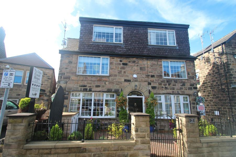 4 Bedrooms Detached House for sale in STRAWBERRY DALE TERRACE, HARROGATE, HG1 5EQ