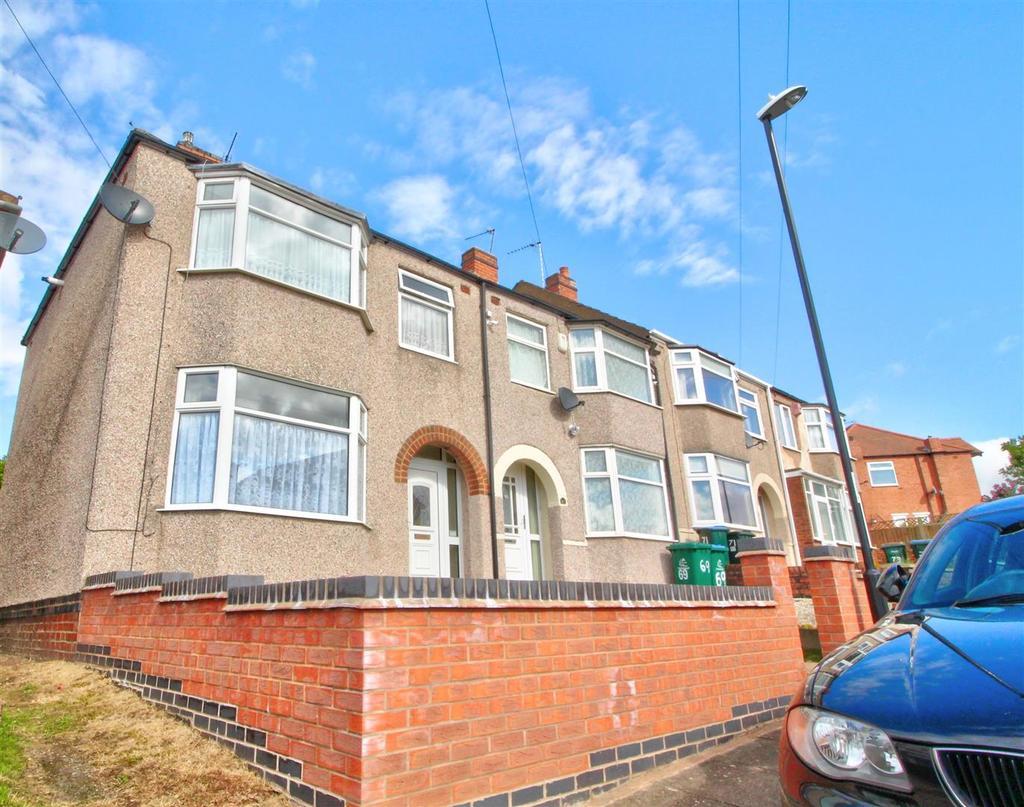 3 Bedrooms House for sale in Cornelius Street, Cheylesmore, Coventry