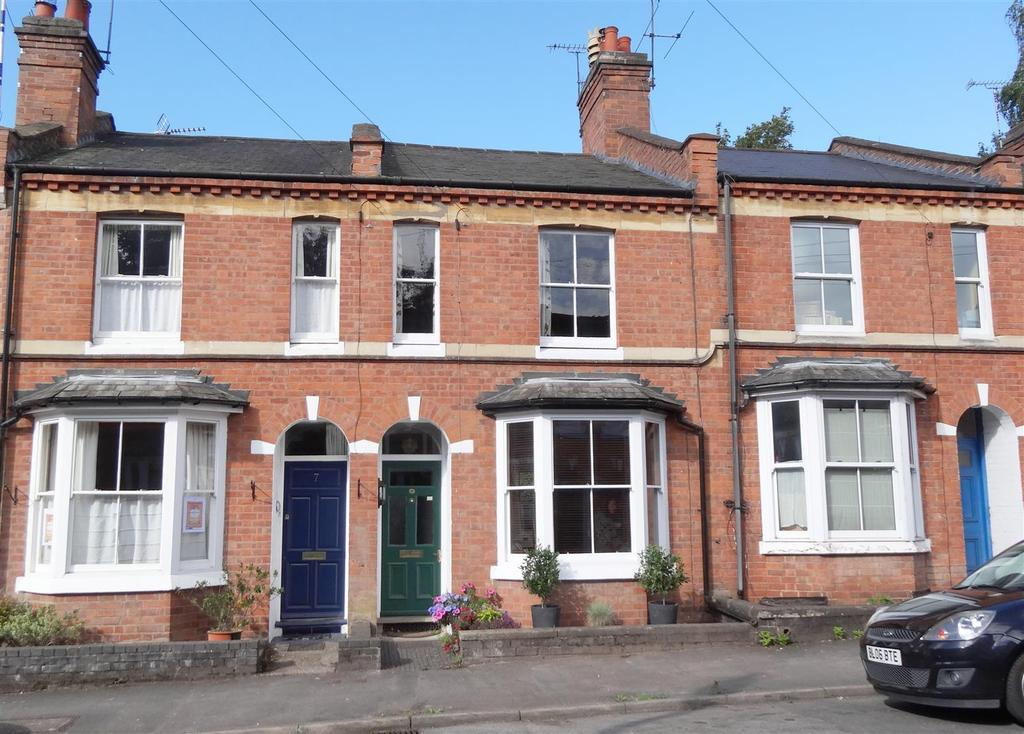 2 Bedrooms Town House for sale in Strathearn Road, North Leamington, Leamington Spa
