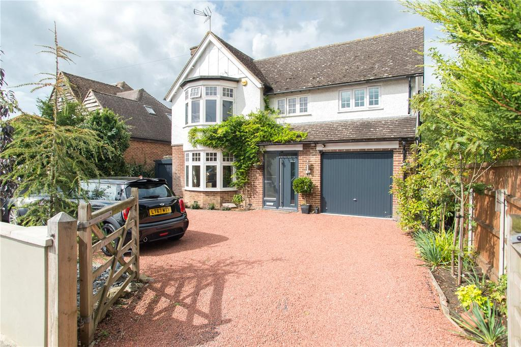 5 Bedrooms Detached House for sale in Ethelbert Road, Canterbury, CT1