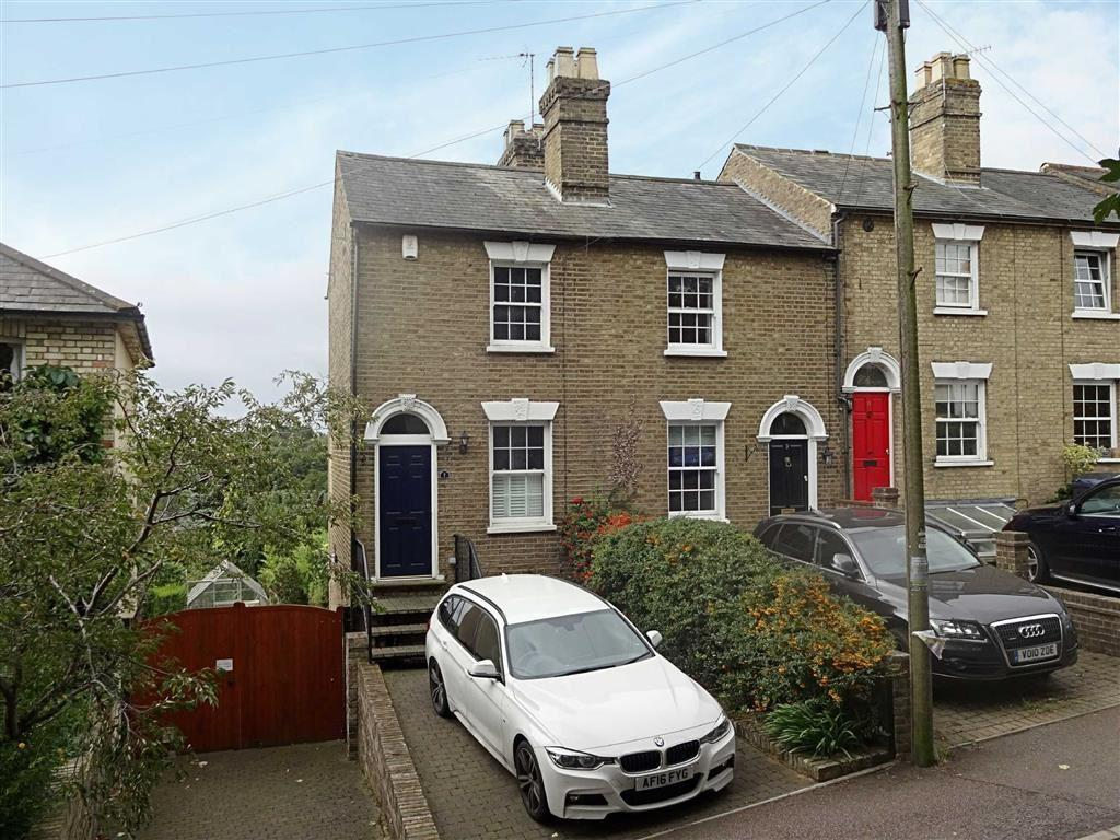 2 Bedrooms End Of Terrace House for sale in Fanshawe Street, Bengeo, Herts, SG14