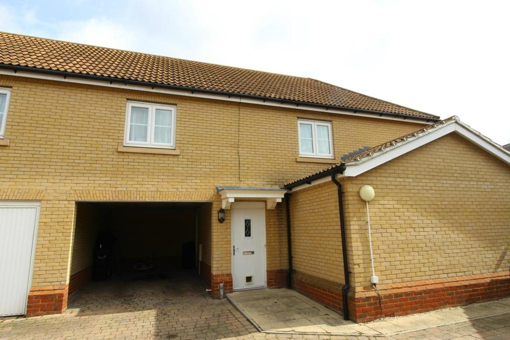2 Bedrooms House for sale in Holst Avenue, Witham, Essex, CM8
