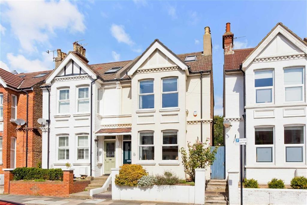3 Bedrooms Semi Detached House for sale in Poynter Road, Hove, East Sussex