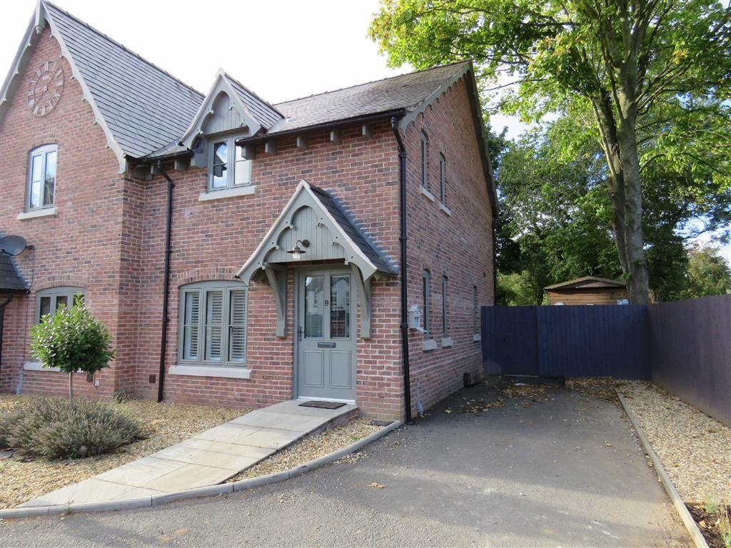 3 Bedrooms Detached House for sale in Penrhos Court, Whittington, SY11