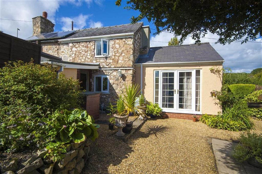 2 Bedrooms Cottage House for sale in Rosebank, Station Road, Pant, Oswestry, Shropshire, SY10