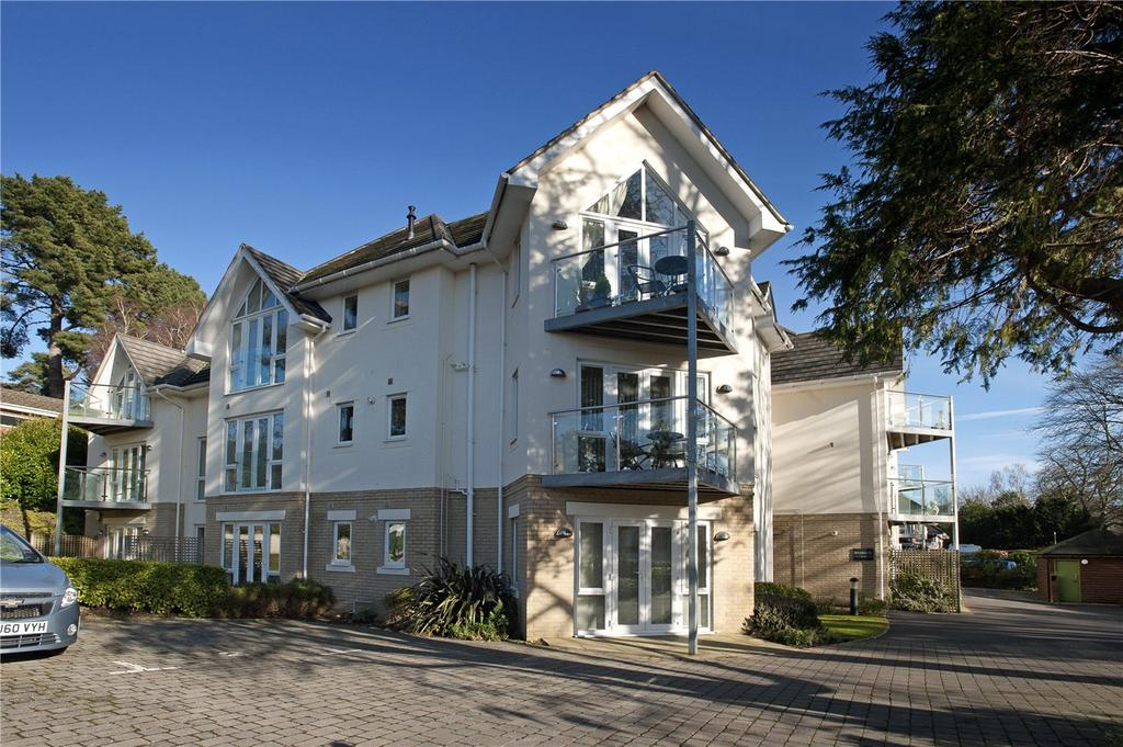 3 Bedrooms Flat for sale in Westgate, 53 Branksome Wood Road, Bournemouth, Dorset, BH4