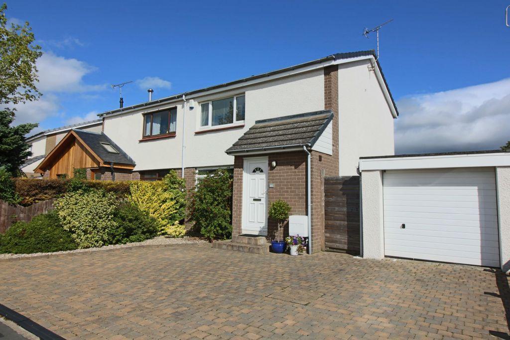 2 Bedrooms Villa House for sale in Lothian Crescent, Stirling, FK9 5SE