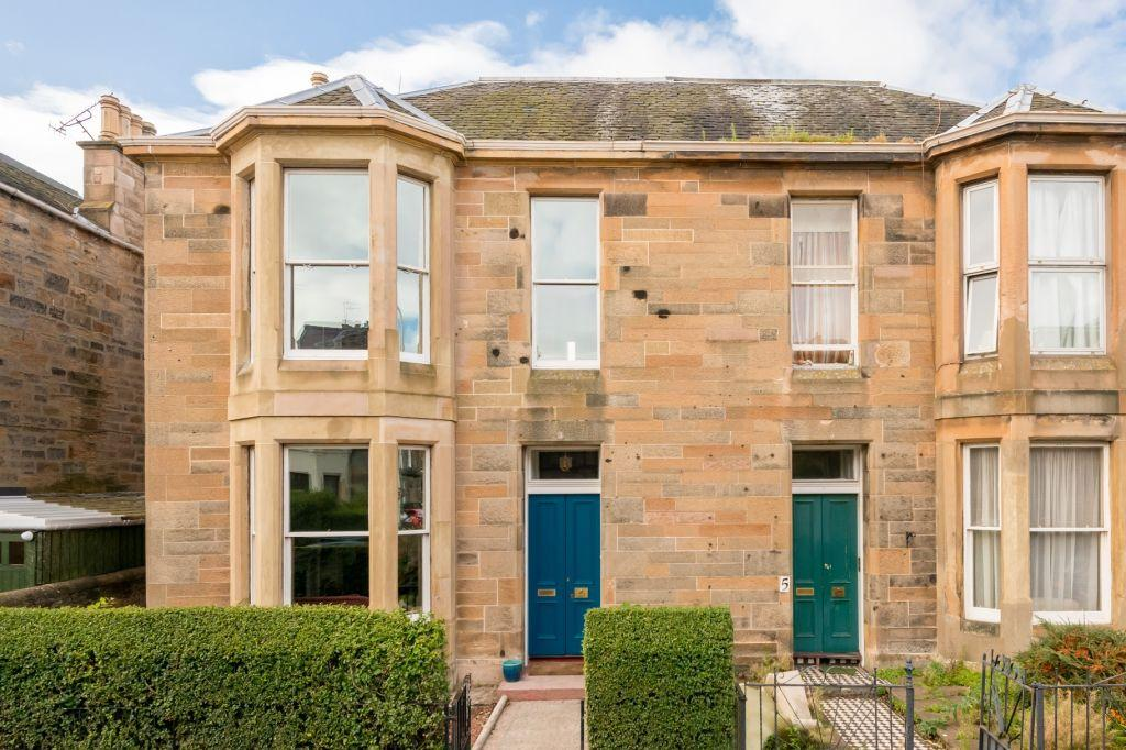 5 Bedrooms Semi Detached House for sale in 3 Summerside Street, Trinity, Edinburgh, EH6 4NT
