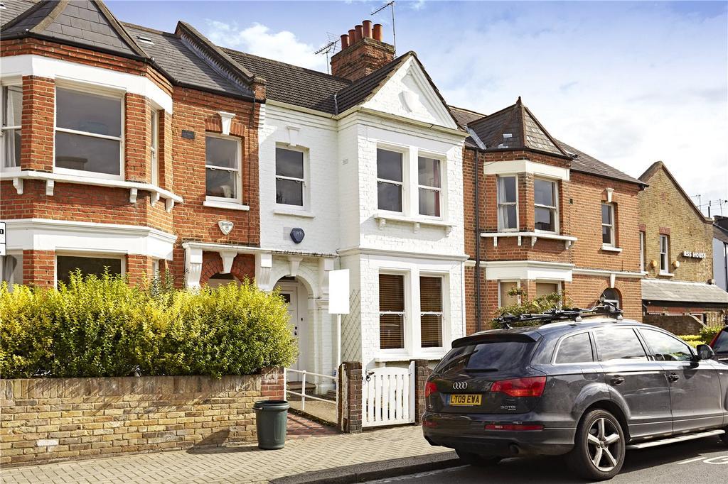 3 Bedrooms Terraced House for sale in Deodar Road, London, SW15