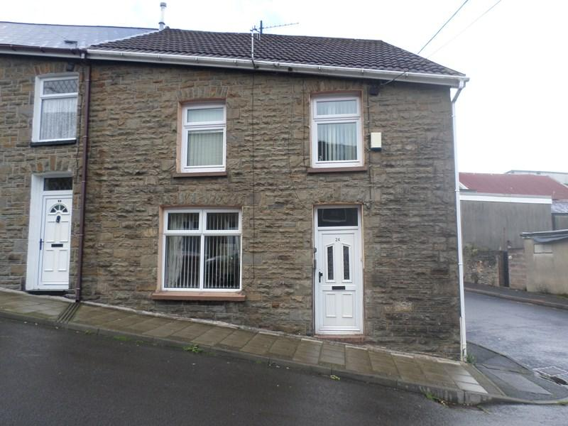 2 Bedrooms End Of Terrace House for sale in Beech Street, Ferndale