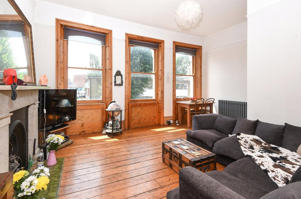2 Bedrooms Flat for sale in Ribblesdale Road, London, N8
