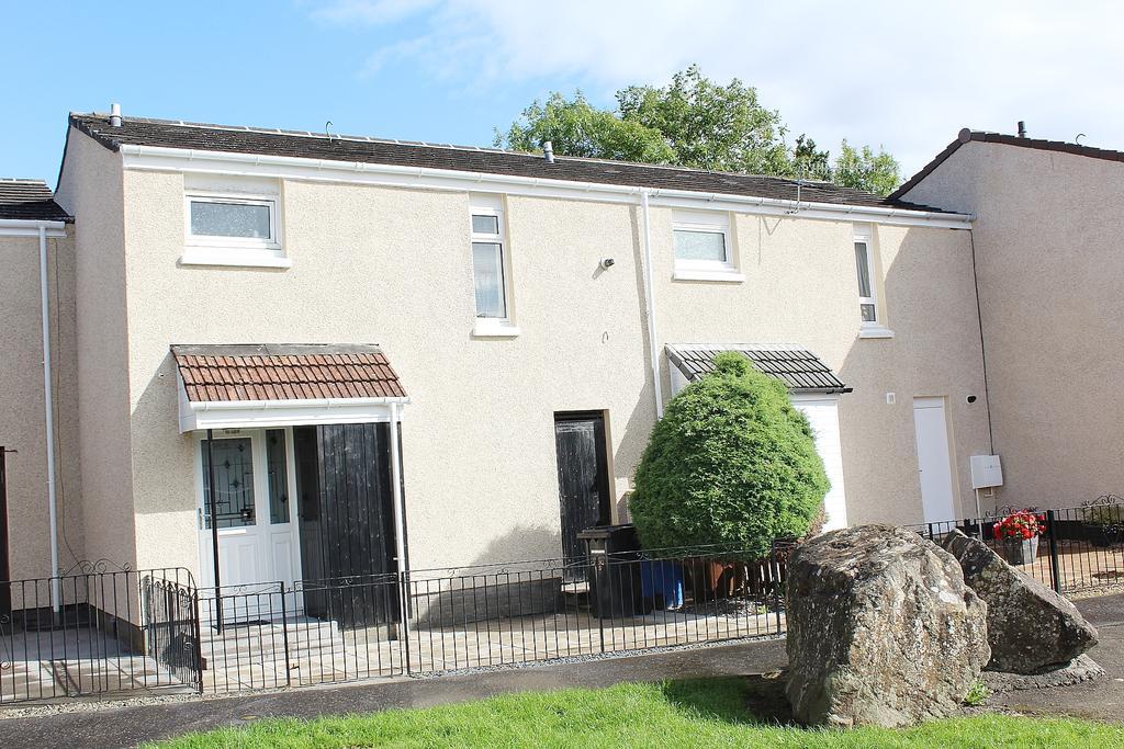 2 Bedrooms Terraced House for sale in MACDONALD WALK, DALVAIT, BALLOCH G83