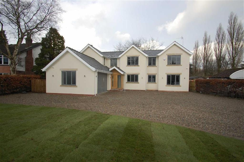 5 Bedrooms Detached House for sale in Woodford Road, Woodford, Cheshire