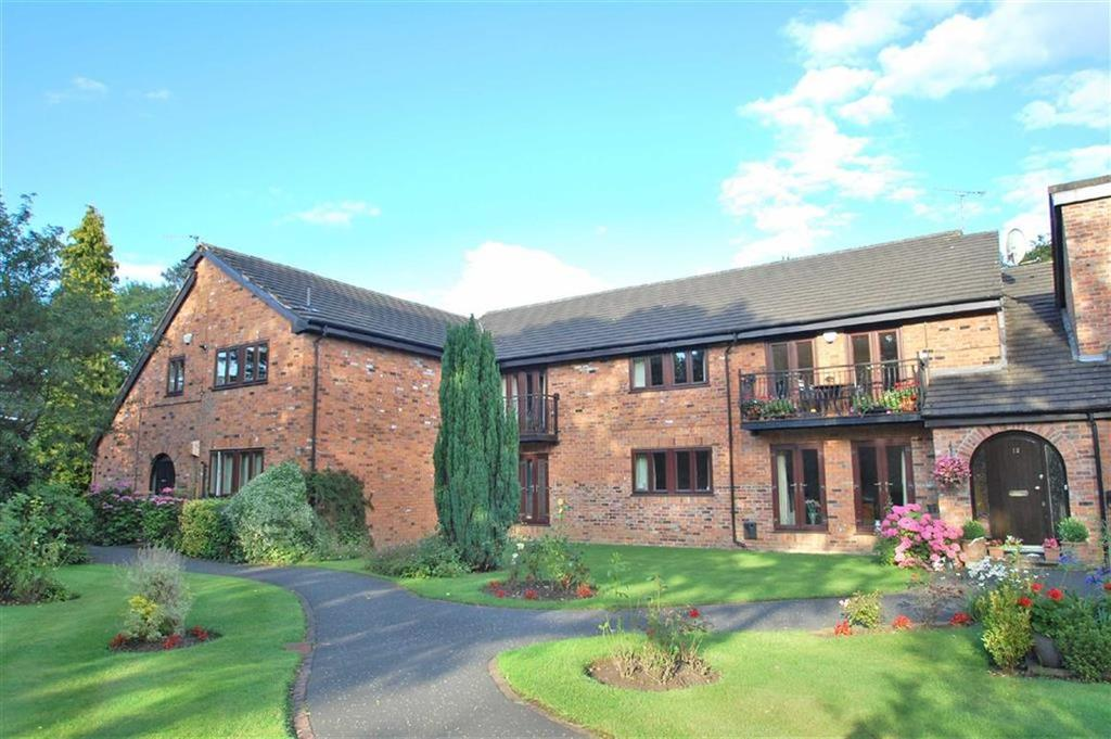 2 Bedrooms Flat for sale in Garth Heights, Wilmslow Park North, Wilmslow, Cheshire