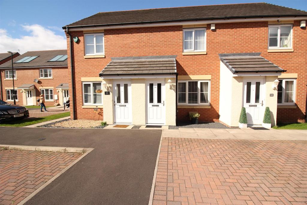 2 Bedrooms Terraced House for sale in Forest Hall, Newcastle Upon Tyne
