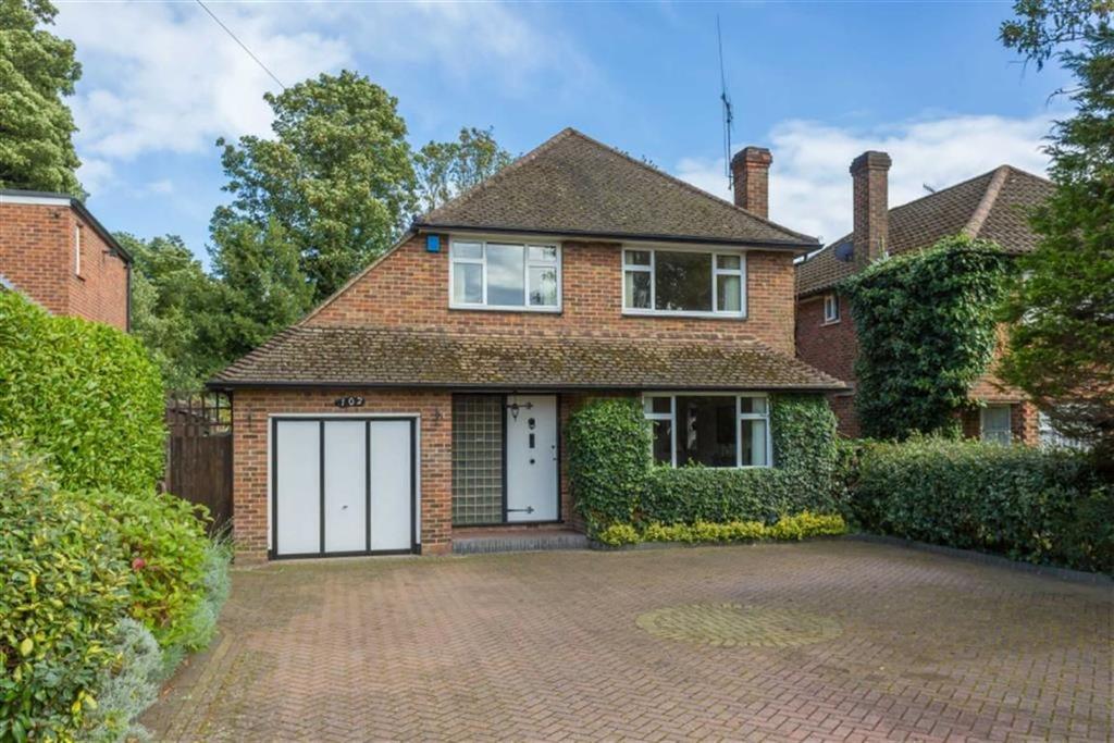 3 Bedrooms Detached House for sale in Ridge Lane, Watford, Hertfordshire
