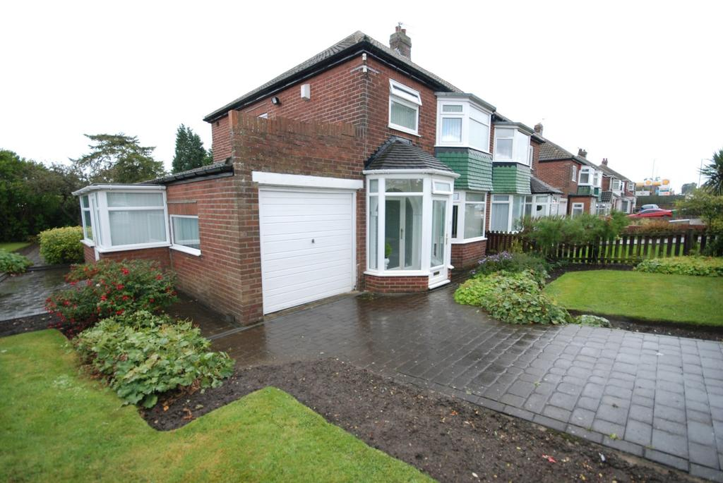 3 Bedrooms Semi Detached House for sale in The Broadway, High Barnes