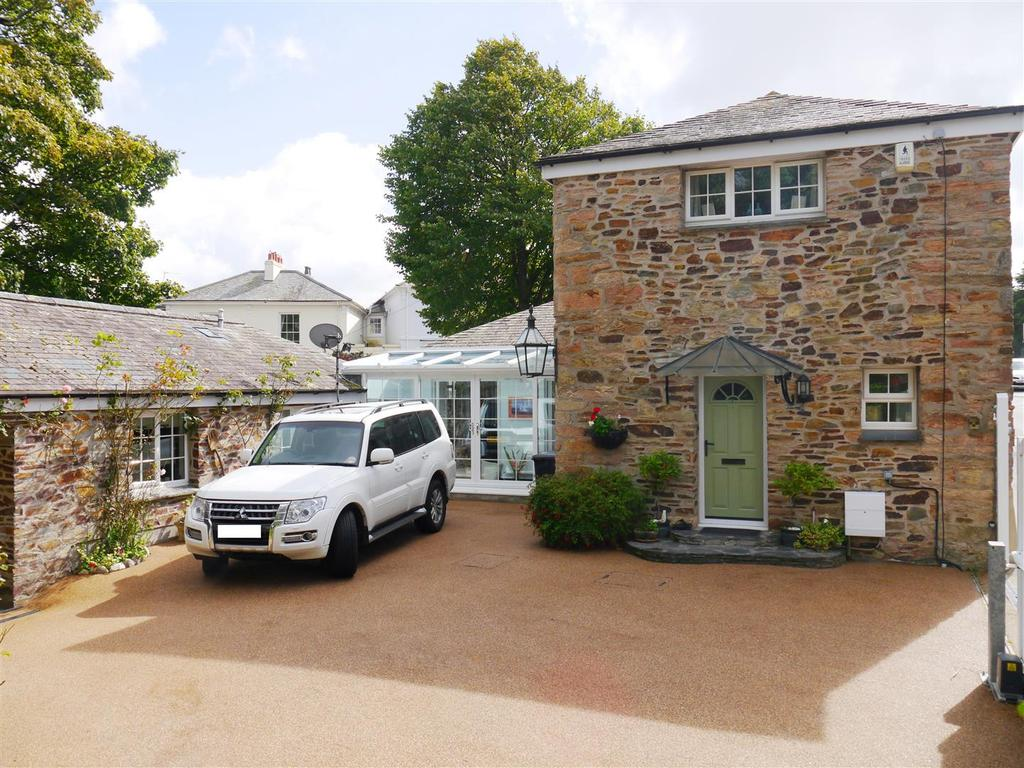 4 Bedrooms Detached House for sale in Lemon Street, Truro