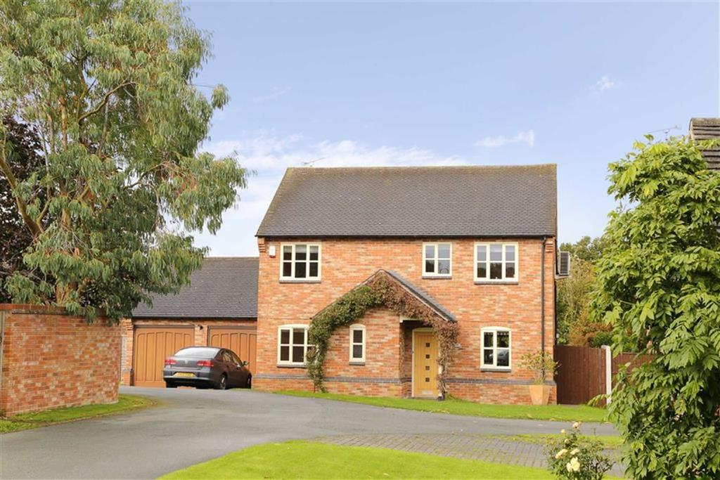 4 Bedrooms Detached House for sale in Post Office Lane, Whitchurch, SY13