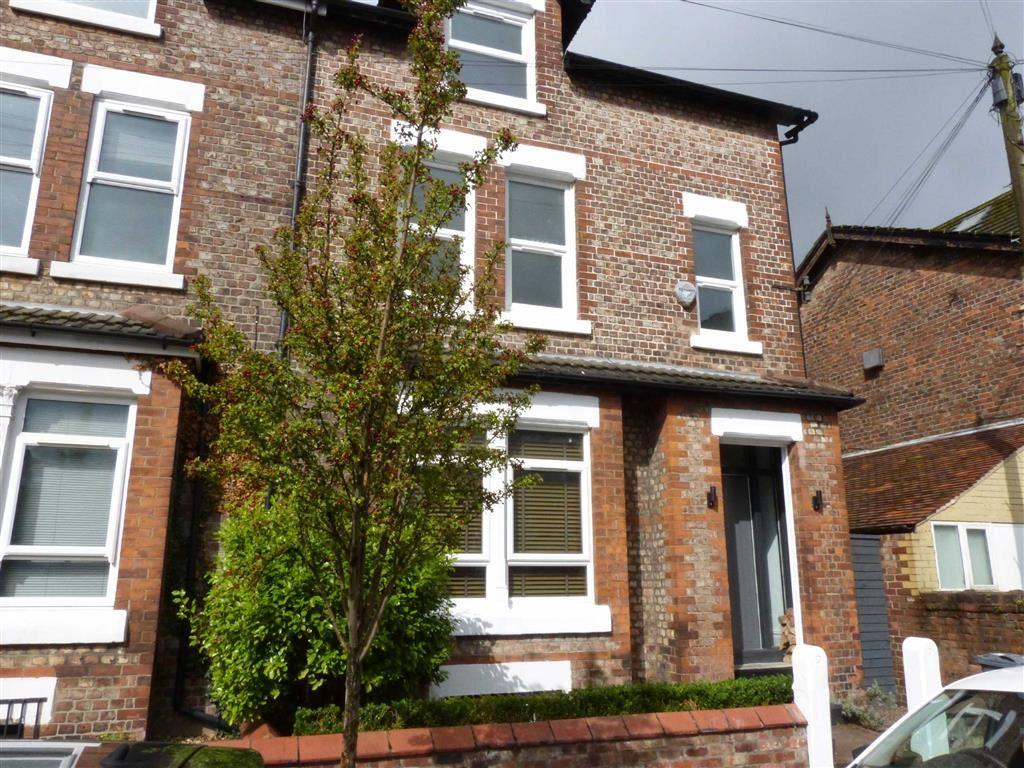 4 Bedrooms End Of Terrace House for sale in Napier Road, Chorlton