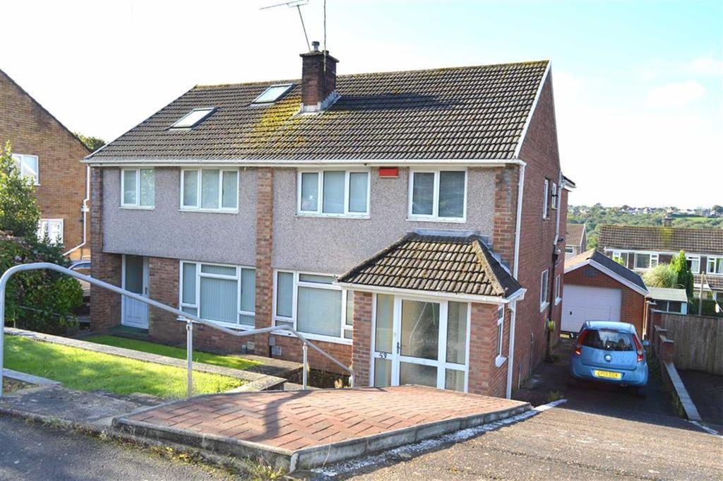 3 Bedrooms Semi Detached House for sale in Y Berllan, Dunvant, Swansea