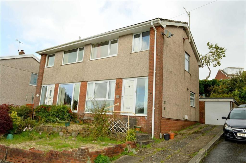 3 Bedrooms Semi Detached House for sale in Broadacre, Dunvant, Swansea