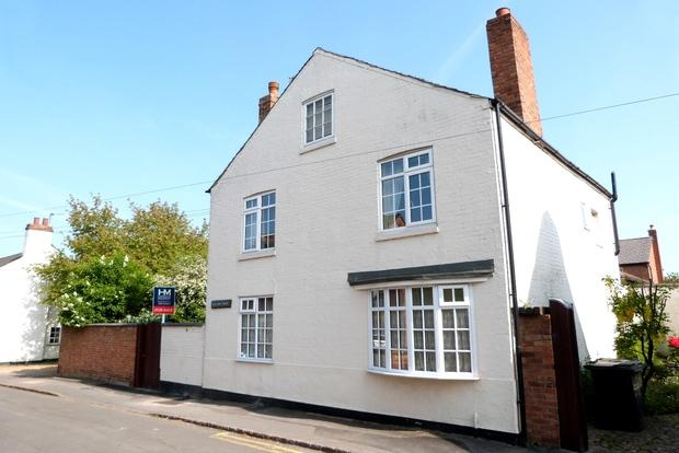 5 Bedrooms Detached House for sale in Bath Street, Syston, Leicester, LE7
