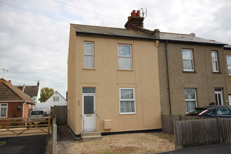 2 Bedrooms Semi Detached House for sale in London Road, Clacton-On-Sea