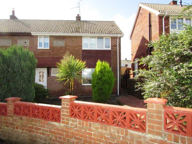 3 Bedrooms Semi Detached House for sale in NAPIER ROAD, SEAHAM, SEAHAM DISTRICT