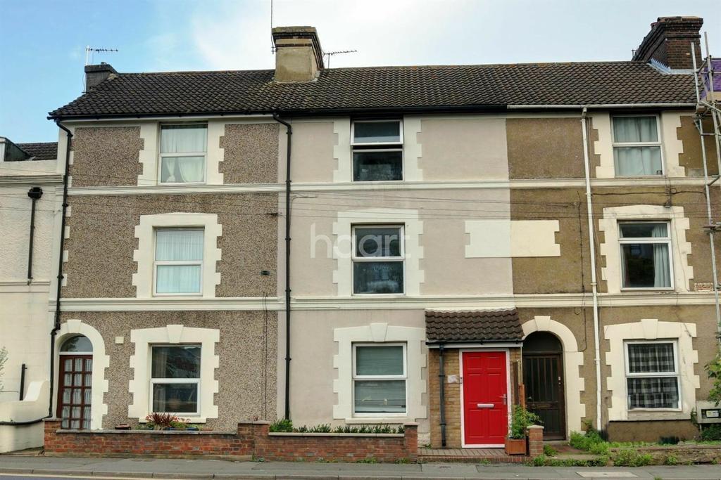 4 Bedrooms Terraced House for sale in Somerset Road, Ashford, TN24 8EJ