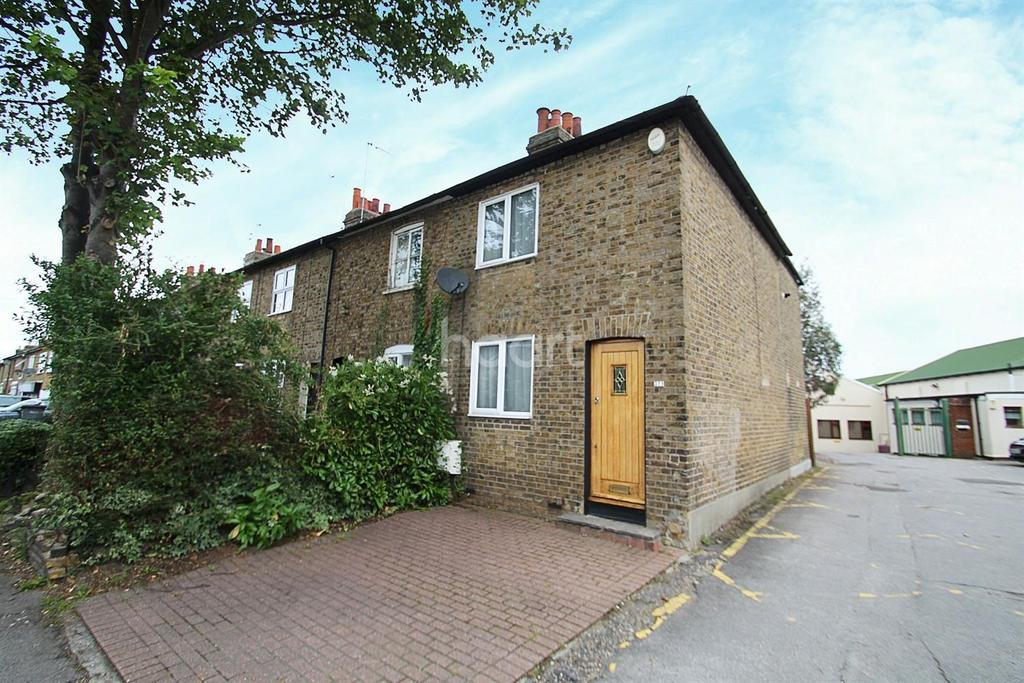 2 Bedrooms End Of Terrace House for sale in Baddow Road, Chelmsford
