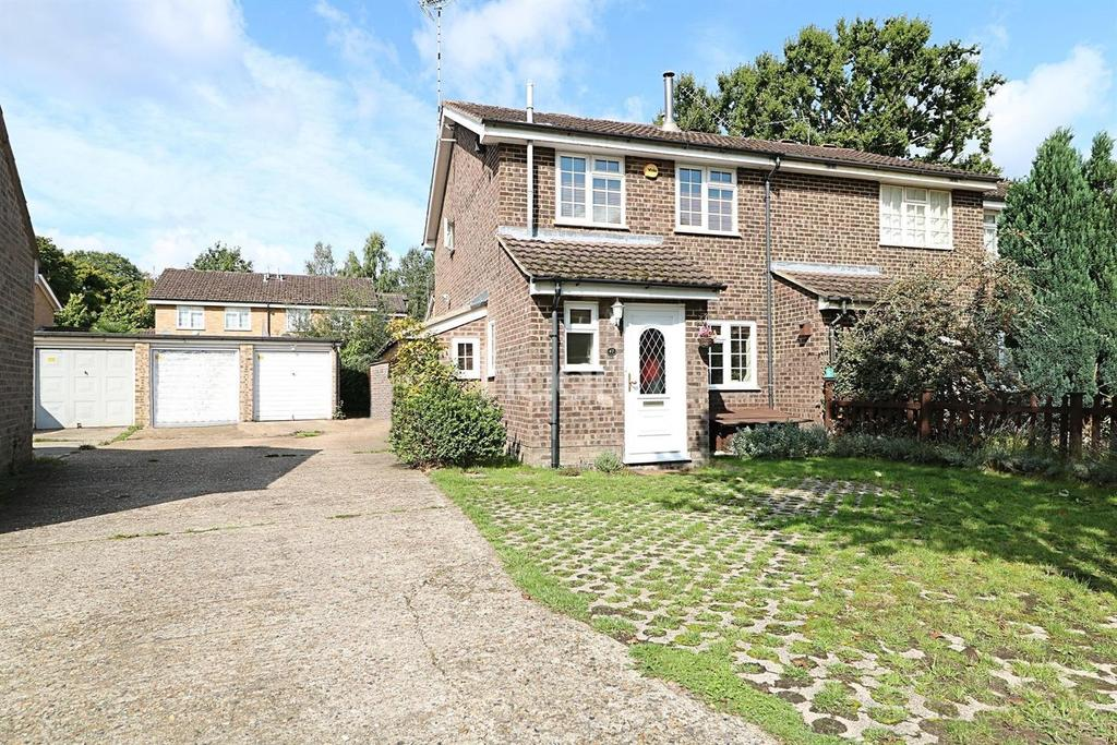 3 Bedrooms Semi Detached House for sale in The Potteries, Farnborough