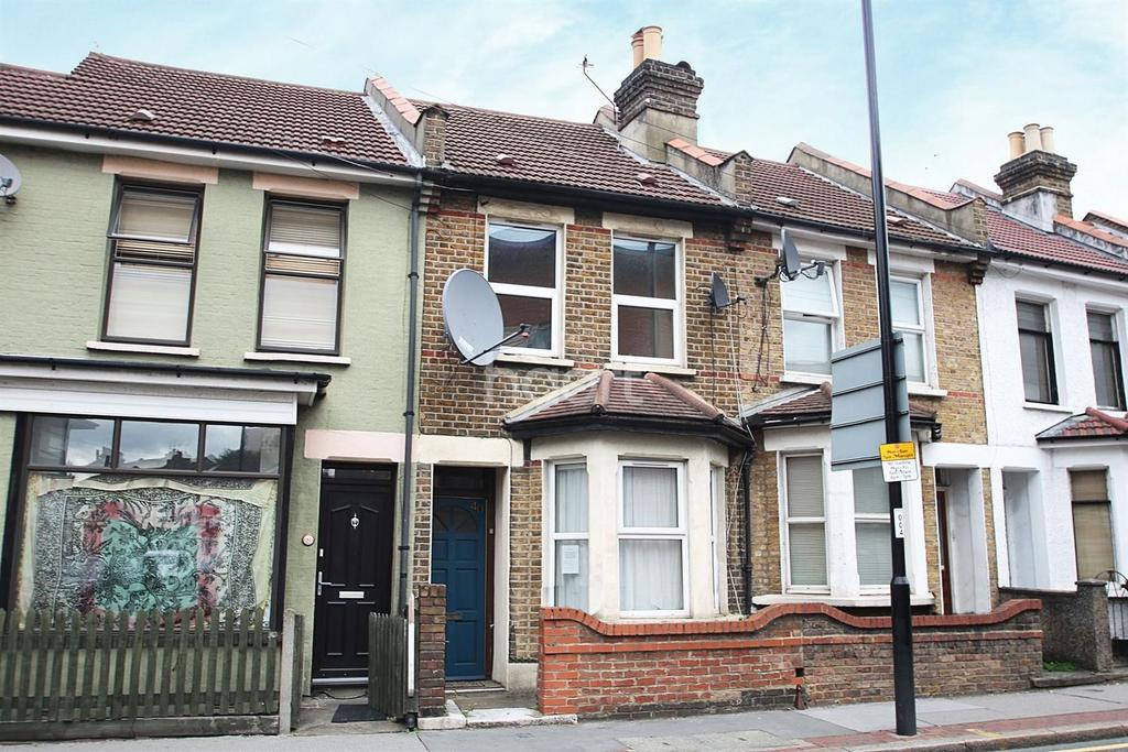 2 Bedrooms Terraced House for sale in Lower Coombe Street, Croydon, CR0