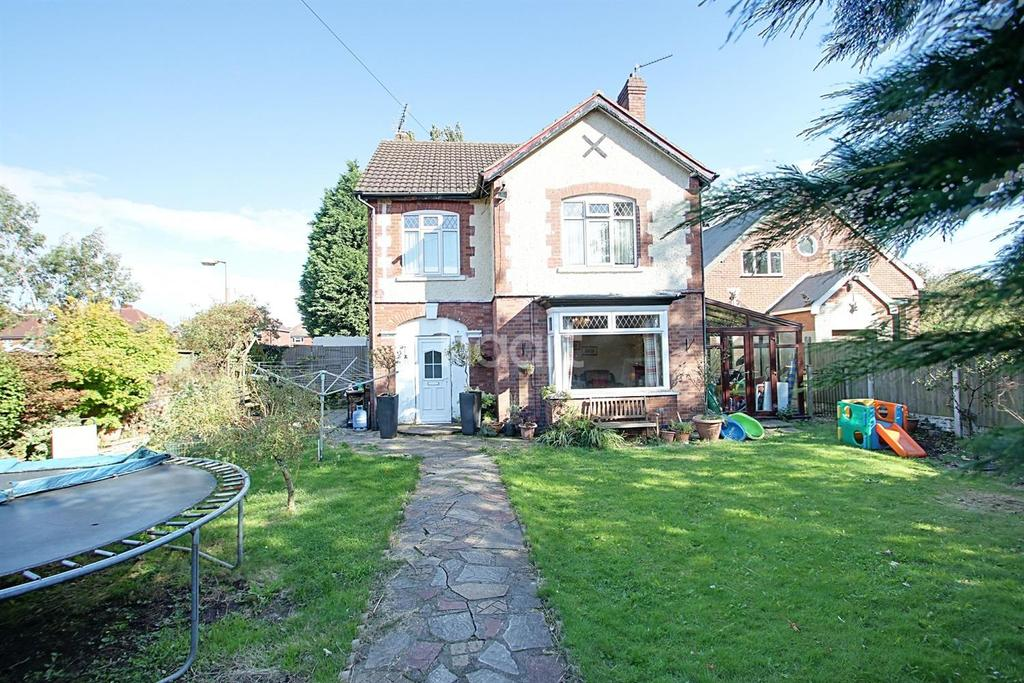 4 Bedrooms Detached House for sale in Marlborough Road, Kirkby-in-Ashfield