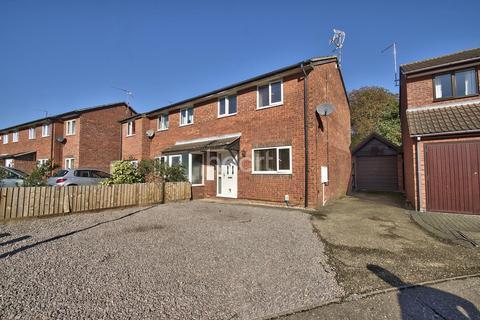 3 bedroom semi-detached house for sale - Pheasant Grove, Werrington, Peterborough