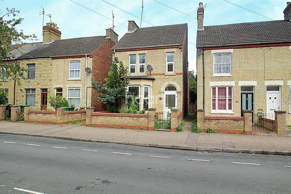 3 Bedrooms Detached House for sale in Granville Street, Peterborough