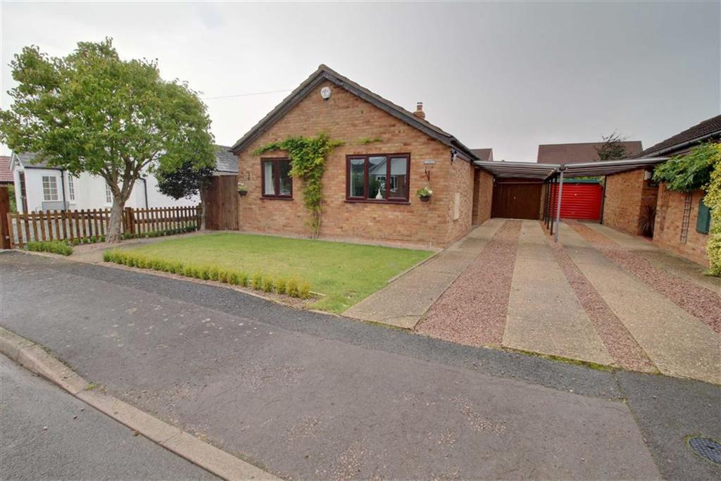 3 Bedrooms Detached Bungalow for sale in Prince Crescent, Gloucester