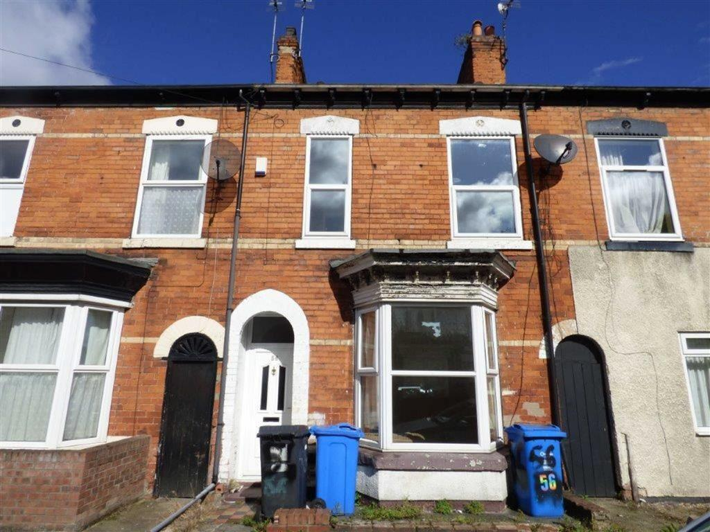 3 Bedrooms Terraced House for sale in Grafton Street, Hull, East Yorkshire, HU5