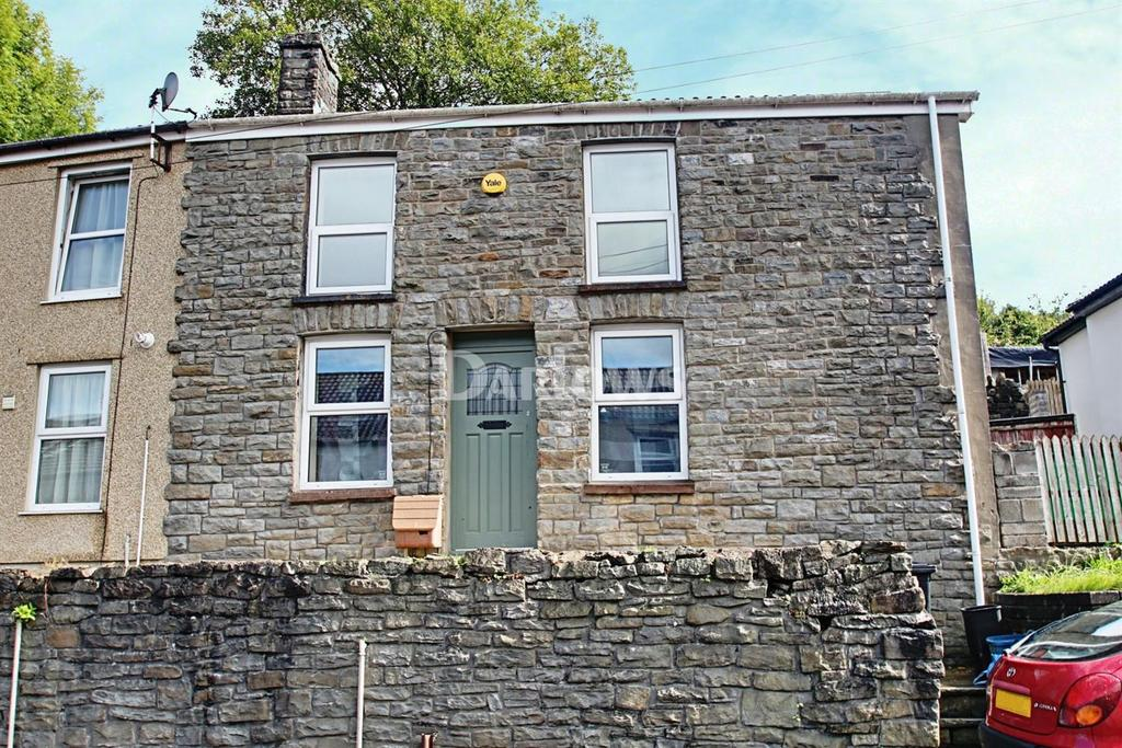 2 Bedrooms Terraced House for sale in Cardiff Road, Troedyrhiw