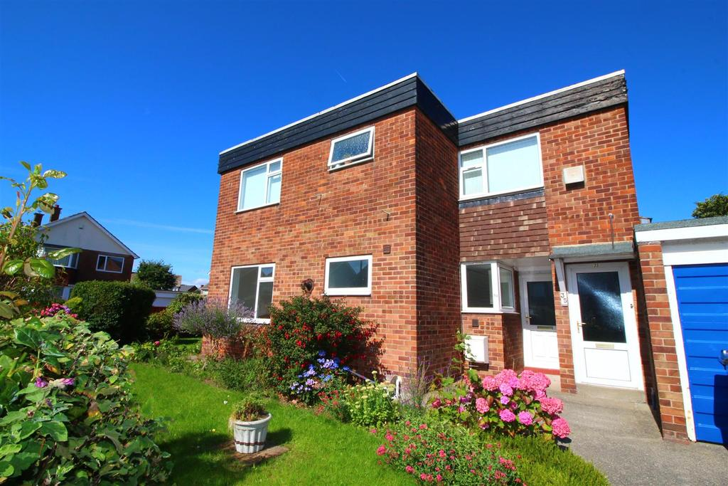 1 Bedroom Flat for sale in Malvern Road, Preston Grange, North Shields
