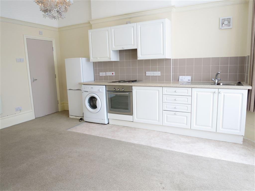 Studio Flat for rent in Portchester Road, Charminster, Bournemouth, Dorset