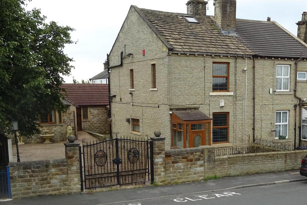 4 Bedrooms End Of Terrace House for sale in Bierley Lane, Bierley, Bradford